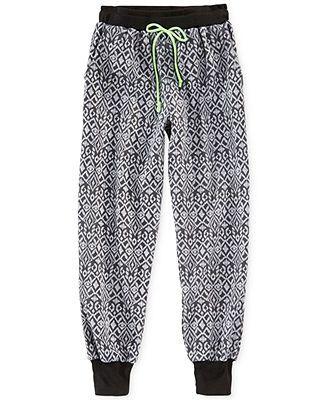 Beautees Girls' Jogger Pants