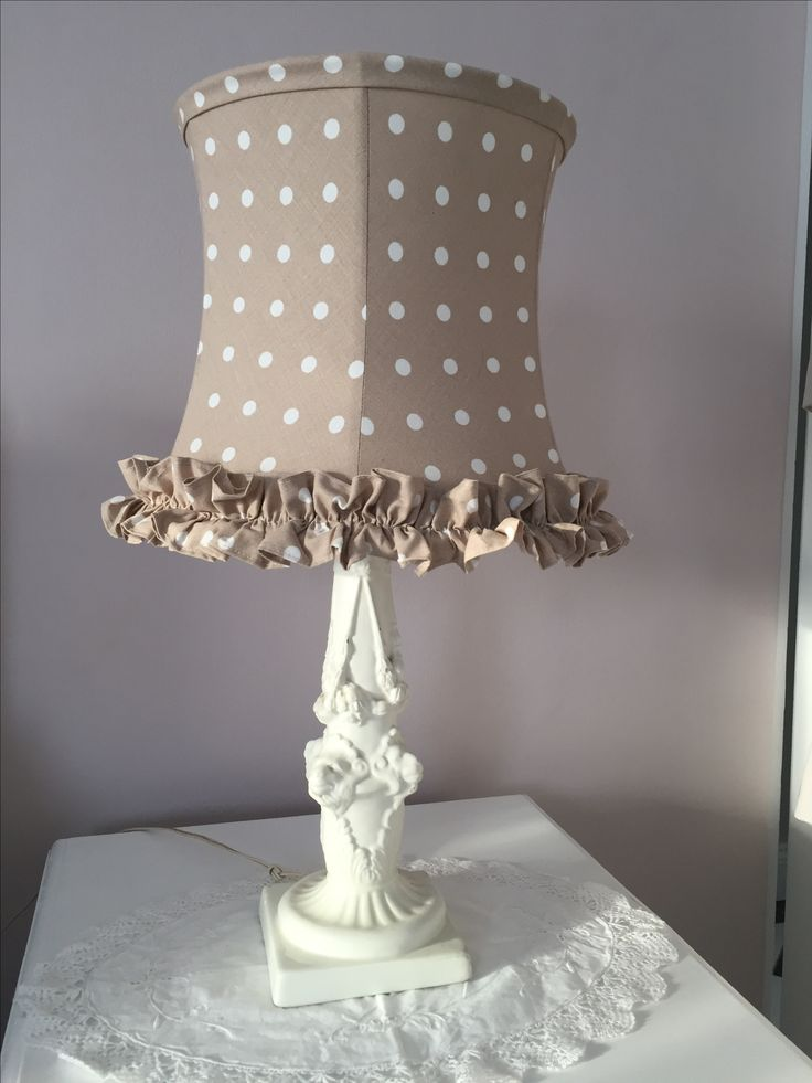 Lampshade - love!