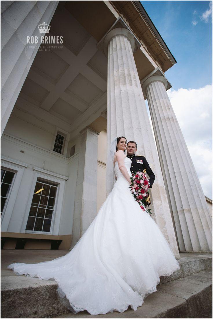 Avril & Brad Wedding at the Royal Military Academy Sandhurst » Rob Grimes Photography