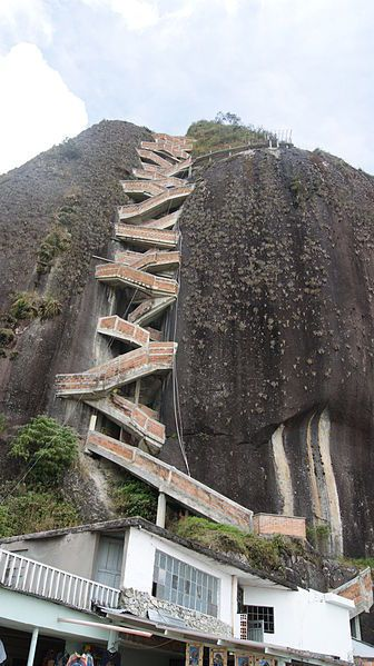 8 Stunning Staircases Built Into Nature | Atlas Obscura