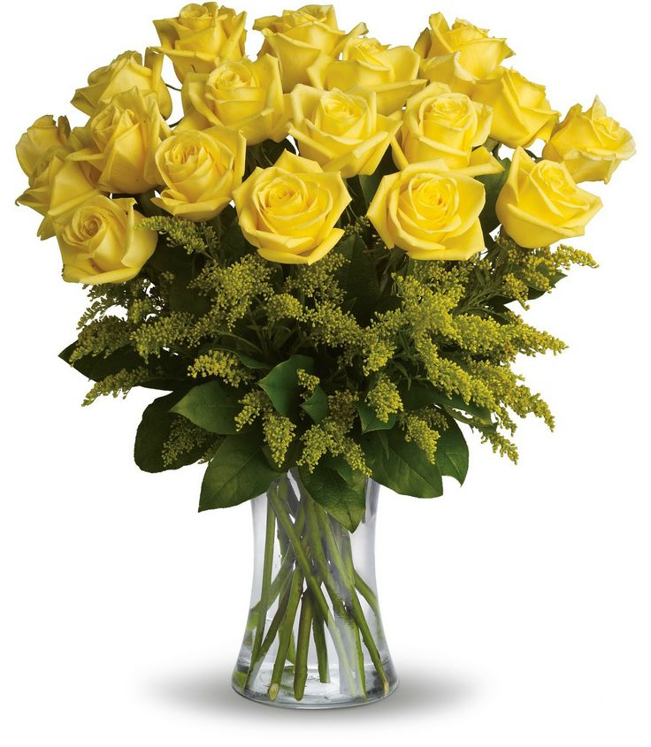 Ideas about yellow rose bouquet on pinterest