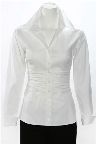 Cotton White Shirt Womens | Is Shirt