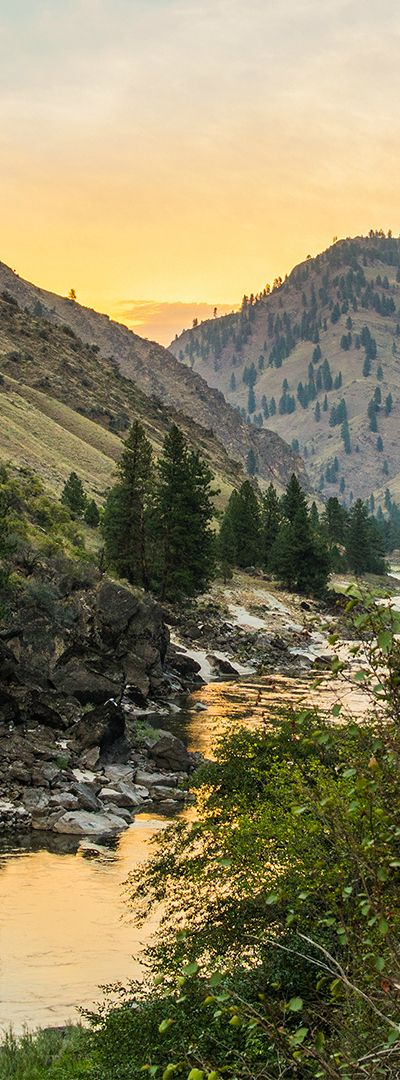 Salmon River, Idaho // Idyllic Idaho - Kerry Angelos   kerryrangelos.com