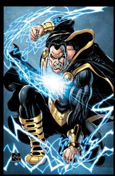 Title: Black Adam Forever Evil (DC, 2013 series) #5 [Ethan Van Sciver Black Adam Cover Medium: Comic book