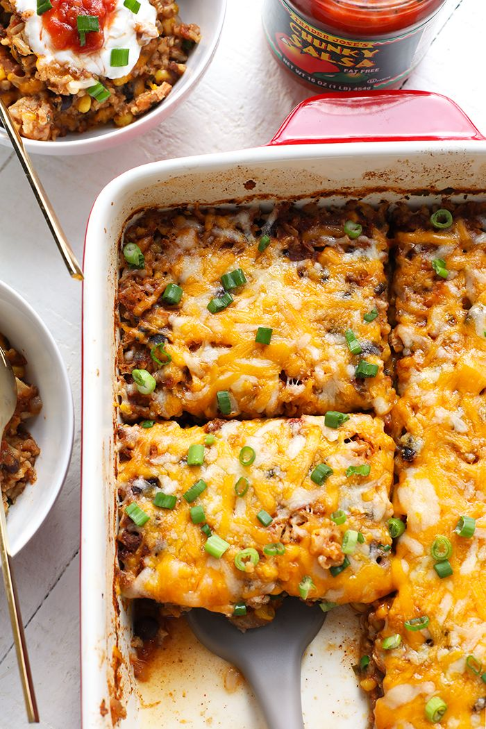 17 Delicious Chicken Casseroles For Dinner Tonight