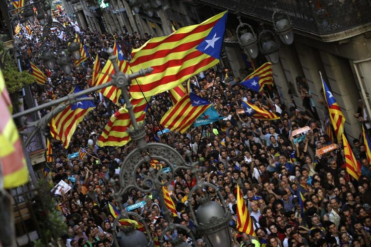 Spain Fires Defiant Catalonia Leaders as Europe Awaits a Confrontation