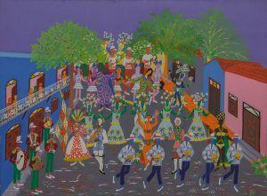 Da Silvera Elisa, Carnaval, non daté