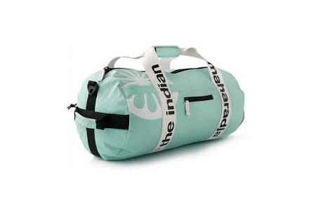 The Indian Maharadja Duffel Bag Aqua