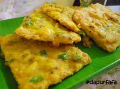 #resep Tempe Mendoan #IndonesianFood