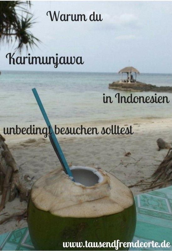 Indonesien lädt mit seinen vielen verschiedenen Inseln zum träumen und relaxen ein. Dabei darf diese wundervolle Insel nicht fehlen.