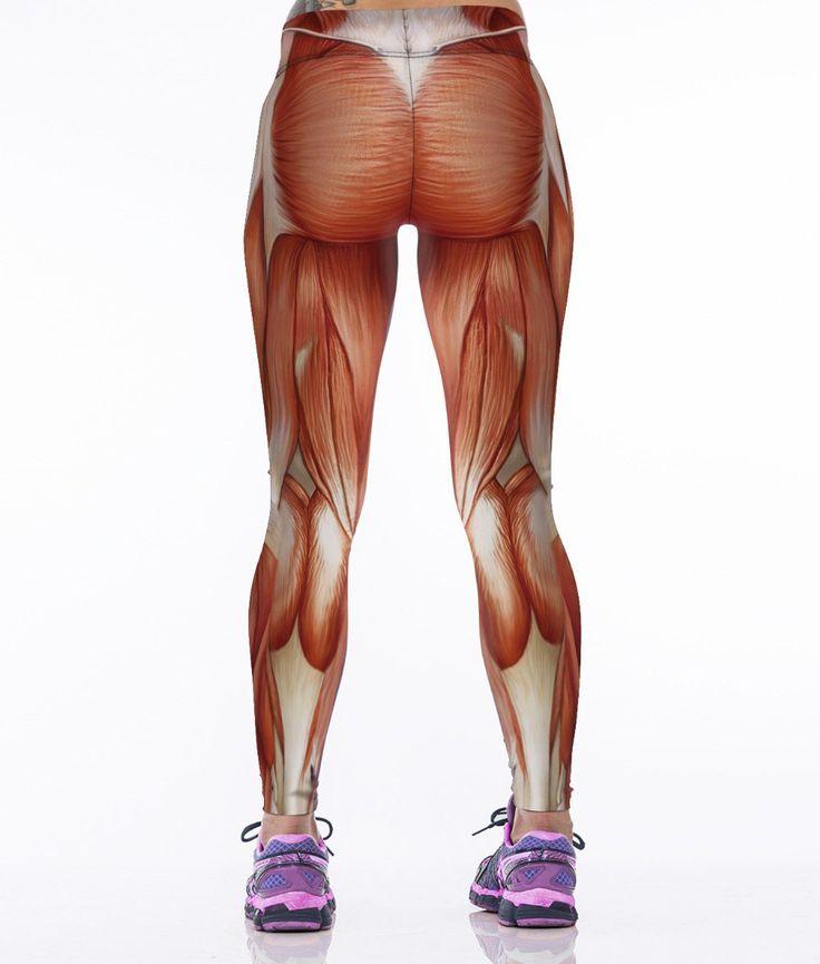 Muscle Queen Leggings