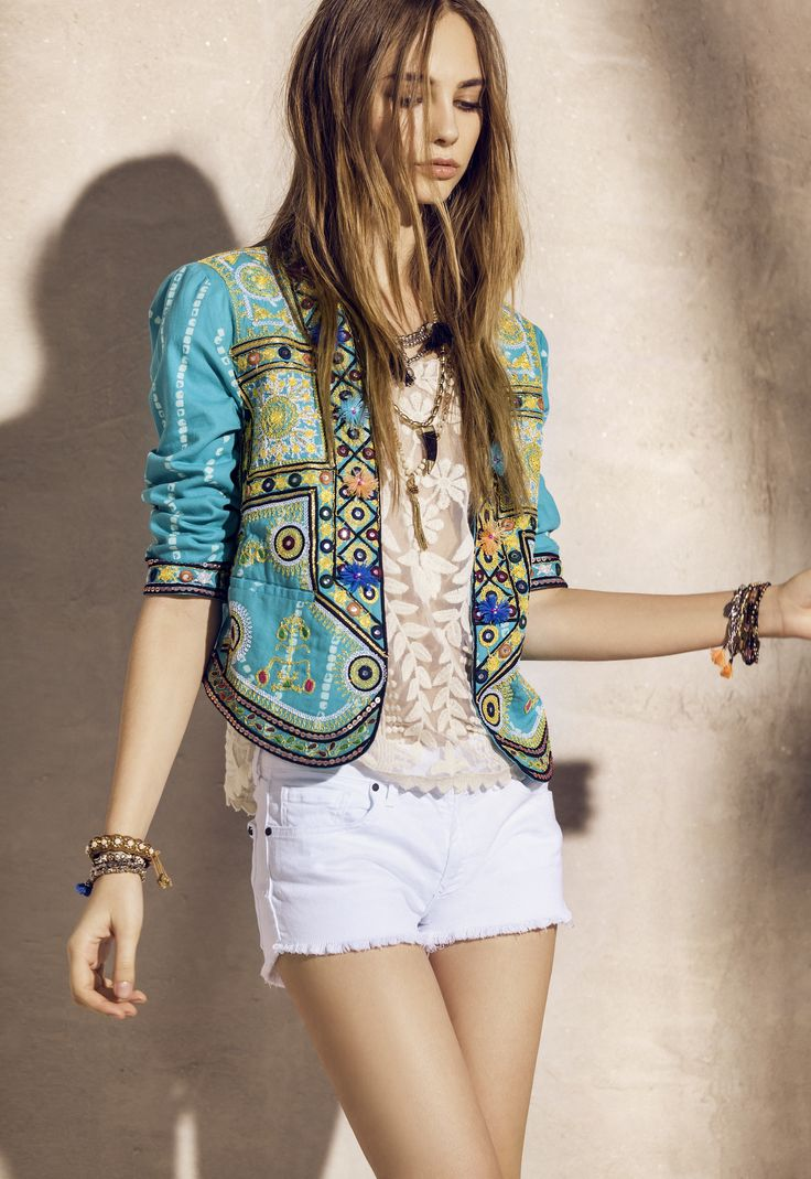 GEOMETRIC PRINT · Texture Time | We Love | Style | Fashion | Rapsodia.com
