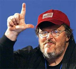 Michael Moore - Socialist Leftwing Douche