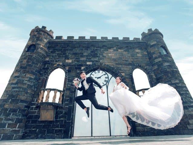 Tổng hợp những studio chụp ảnh cưới uy tín và chất lượng