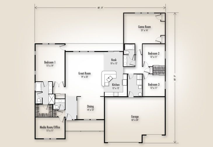 17 best images about choices have been made on pinterest for Adair home plans