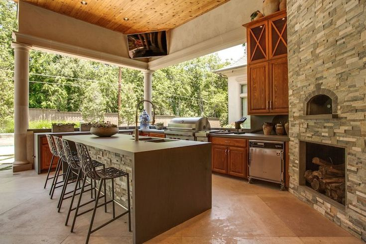 Designing the Ultimate Outdoor Kitchen | Outdoor kitchen ...