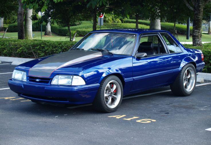 1993 Mustang Mustangs Pinterest Fox Body Mustang