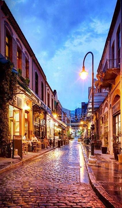 Thessaloniki , Greece