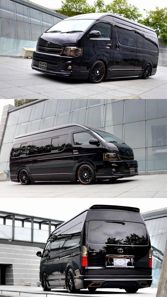 TOYOTA HIACE SUPERLONG