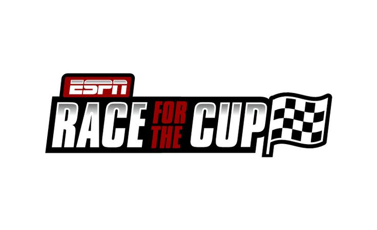 ESPN Race for the Cup - logo design by Matthew on Scoutzie.