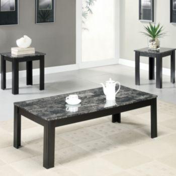 Coffee Table U0026 End Table Set   Kohls   $229 (