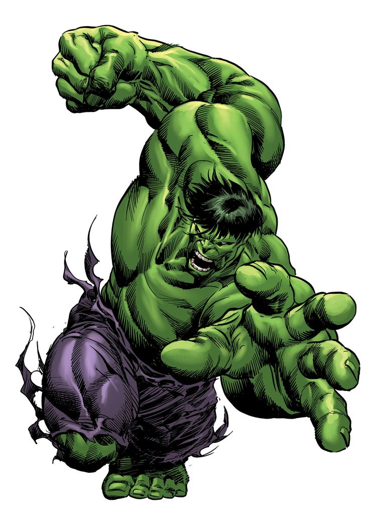 Hulk: Hulk by Mike Deodato Jr.