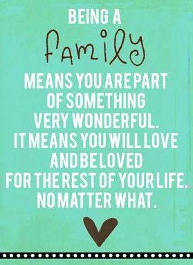 """After the awesome time spent with family today it makes you realize how much """"FAMILY"""" means and how much LOVE we share! My parents are awesome!"""