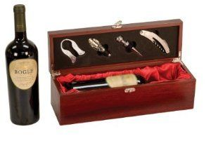 Rosewood Finish Single Presentation Tools