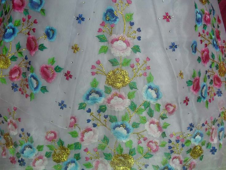 Best embroidery korean images on pinterest