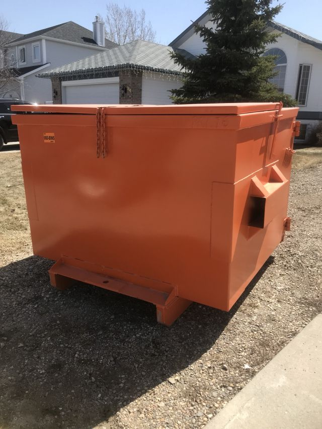 Rent Bin Blog Calgary Rent A Roll Off Bin From Rent Bin In Calgary In 2020 Rent Calgary Waste Management Dumpster