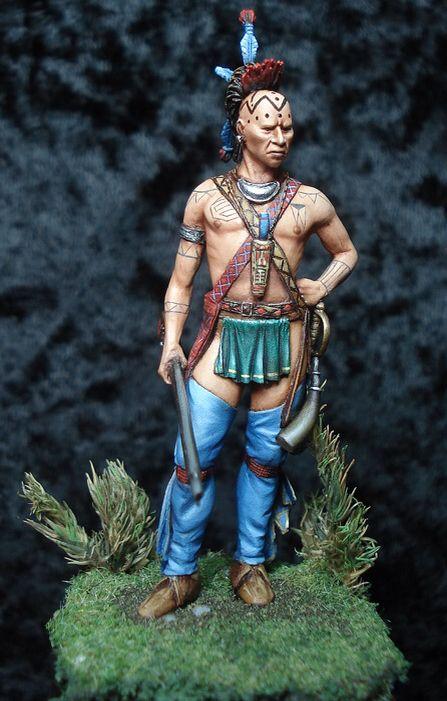 """De Mohawk of de Kanienkehaka zijn een inheems Amerikaans volk die deel uitmaken van het Haudenosaunee-volk, dat door de Euro-Amerikanen Iroquois (Irokezen) werd genoemd. Ze leefden oorspronkelijk in het noorden van wat nu de Amerikaanse staat New York is. Hier leven ze nog steeds, alsmede in het aangrenzende Canada en de stad New York. Er zijn nog enkele tienduizenden Mohawk over.De naam """"Mohawk"""" zou oorspronkelijk uit het Algonkin komen en betekent """"ze eten levende dingen"""", mogelijk een…"""