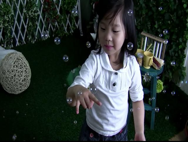 Mother's Corn bubbles are eco-frienldy, non-toxic, touchable bubbles made of all natural resources, no nasty chemicals!