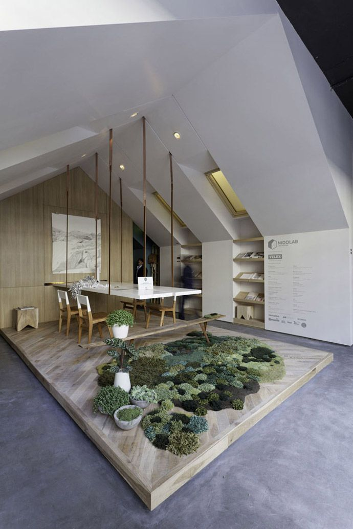 Smart Solution For Working At Home Casa FOA By Nidolab