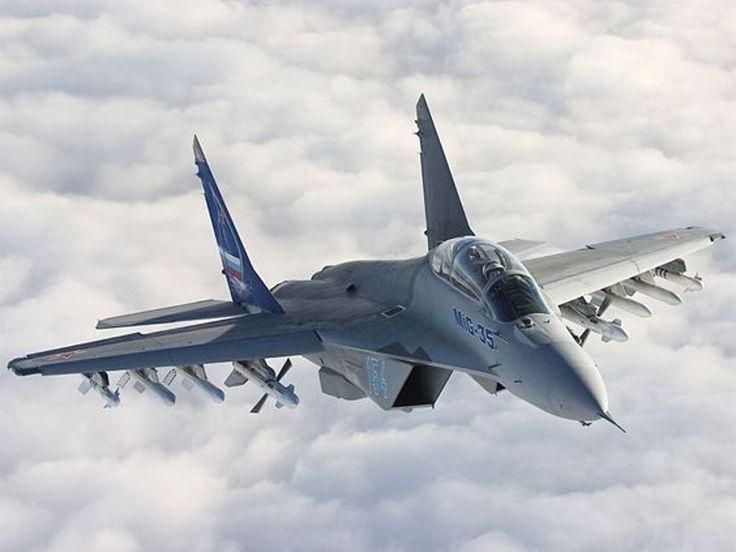 Russia MiG-35 Multi-Role Fighter Flight Testing (video) Latest RussianMulti-Role Fighter Jet.  https://www.liveworldnews.co/russia-mig-35-multi-role-fighter-flight-testing-video #world #news