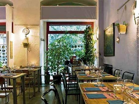 #Ciriboga. #Milano In via Savona, un ristorante carino con cibo buono e un po' ricercato. Romantico e radical chic. Se andate di sera, prenotate.