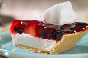 Summer Berry Cheesecake Pie recipe (this can be a regular pie or individual pie push ups. Which is what I want to do with the recipe, as well using berry yogurt of Greek yogurt along with the cream cheese will make it healthier.)  Will post pictures once I make it.