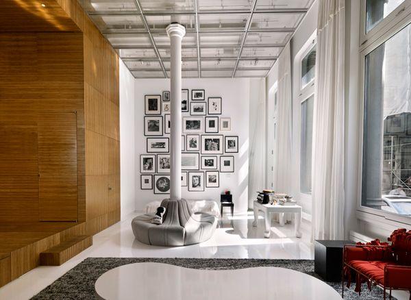 Creative Minimalist Loft