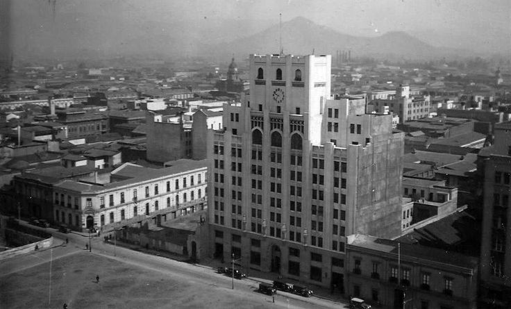 Diario La Nación, 1930