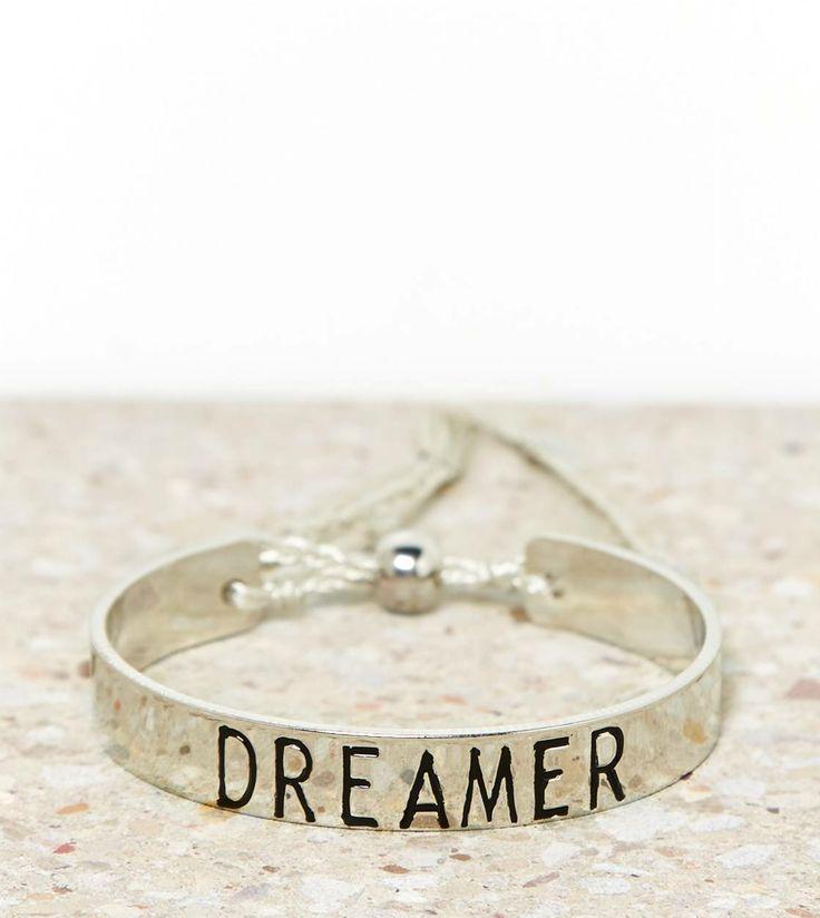 AEO Dreamer Tasseled Cuff