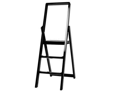Escabeau Step pliable / H 66 cm Noir - Design House Stockholm - Décoration et mobilier design avec Made in Design