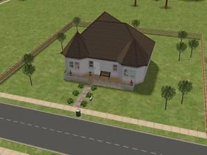 Mod The Sims - Mom's House from Bustin' Out