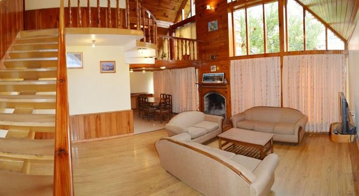 Get enjoy and #relax in our #Cottages Manali