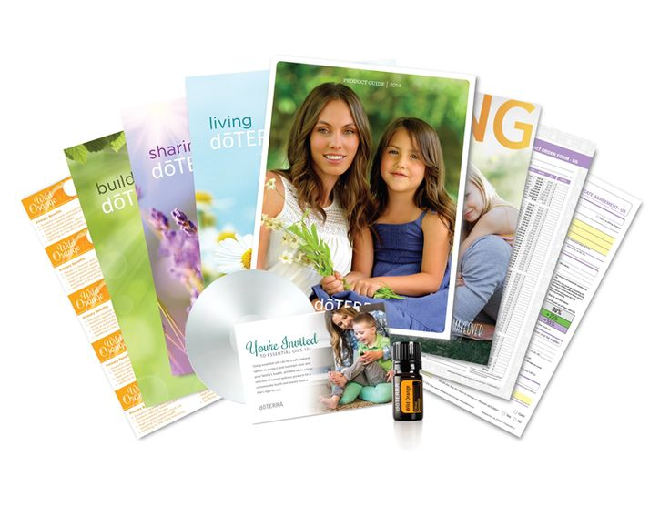 What a great kit that makes it easy to learn about doTERRA.