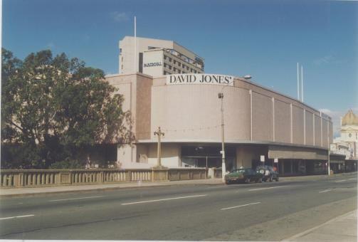 Parramatta Heritage: The Demolition of the David Jones Building, Parramatta. Time Lapse Video