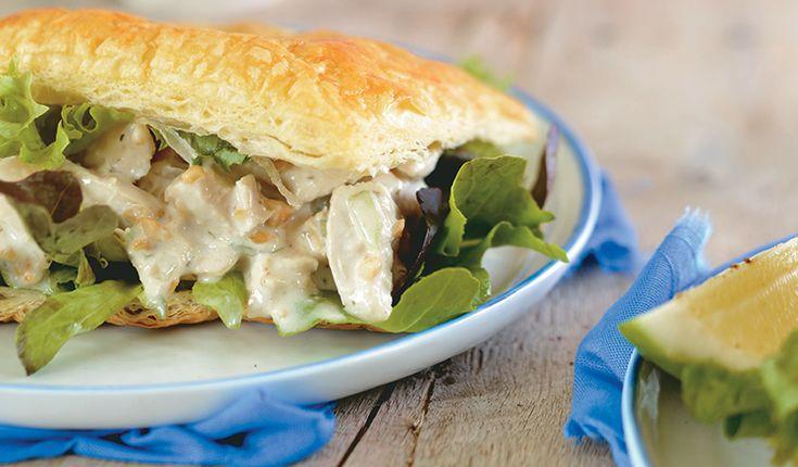 Chicken Salad roll