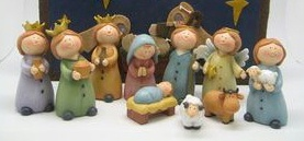 Nativity Sets under $20