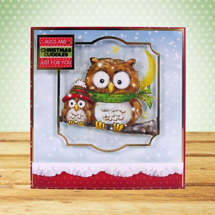 Cute Christmas - Hunkydory   Hunkydory Crafts