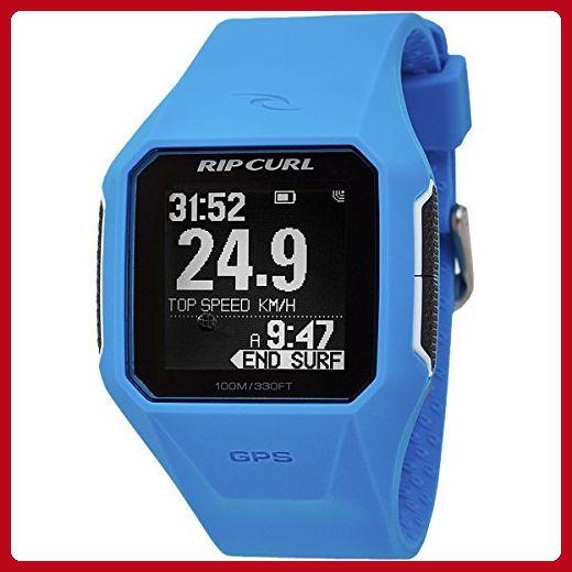 Rip Curl Men's A1111-BLU SearchGPS Digital Blue Surf Watch - Mens world (*Amazon Partner-Link)