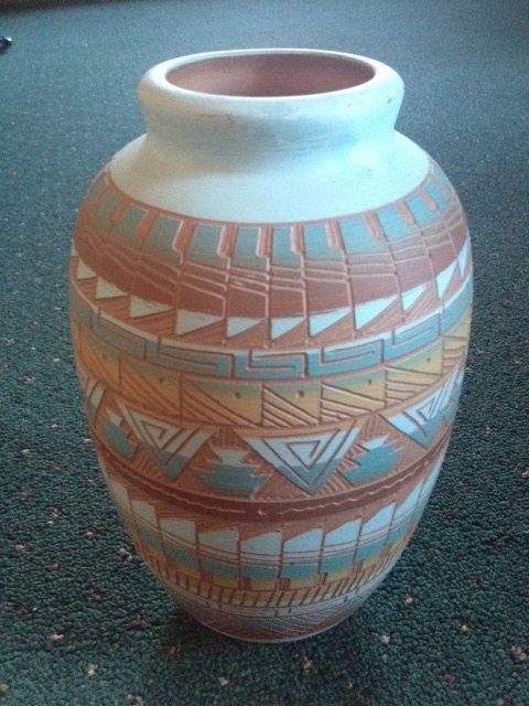 34 Best Native American Vasespottery Images On Pinterest Native