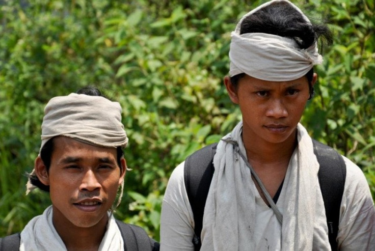 """Baduy Tribe.  In the process of spreading Islam through the Sundanese lands, not all areas were fully accepted. In some places, there are small areas that still retain ancestral teachings, such as Kanekes villagers, known as Bedouins or they call the """"Baduys"""". Details: http://describeindonesia.com/en/culture/item/126-the-way-of-life-of-the-baduy-tribe.html"""